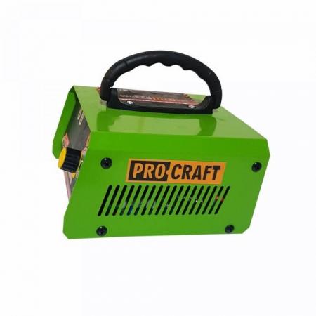Redresor Auto Profesional Procraft PZ22, 20 A, 330 W, 12-24 V, port USB, ecran digital, protectie suprasarcina, indicator LED, invertor [1]