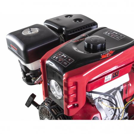 Motocultor pe benzina 9.7 Kw (13 cp) 1400 mm 2+1 viteze RD-T10 cu accesorii incluse [1]