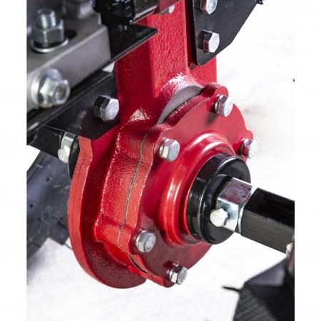 Motocultor pe benzina 9.7 Kw (13 cp) 1400 mm 2+1 viteze RD-T10 cu accesorii incluse [2]
