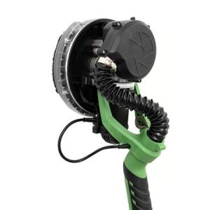 Slefuitor pereti cu aspirator si LED, 1050W, ProCraft EX1050E, Model 20192