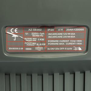 Robot pornire incarcare auto 20-1200Ah CD-430 ALMAZ AZ-SE0026