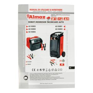 Robot pornire incarcare auto 20-1200Ah CD-430 ALMAZ AZ-SE0027