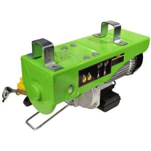 Macara electrica ProCraft TP1000 (palan electric, troliu),capacitate maxima de ridicare 1000kg,Putere 1600W1