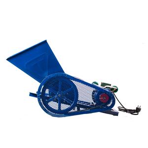 Zdrobitor de fructe electric Micul Fermier 500 kg/h, 1.1 kw, 1400 rpm [0]