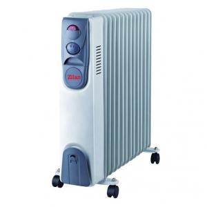 Calorifer electric ZILAN ZLN-2135, 13 elementi, Putere 2500 W, 3 trepte de putere, Termostat de siguranta, Termostat reglabil [0]