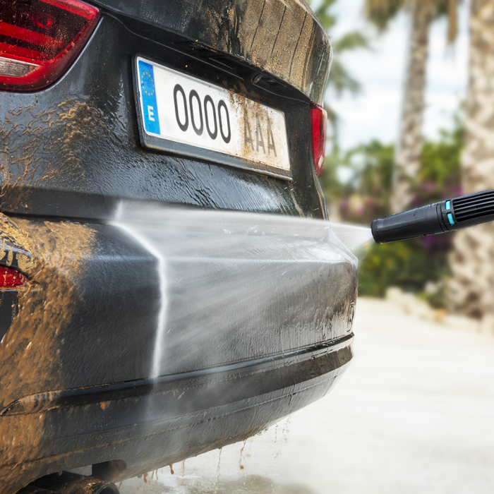 Aparat de spalat cu presiune Cecotec HidroBoost 2400 Home&Car, Accesorii incluse, 180 BAR, 480 L/h ,2400 W [6]