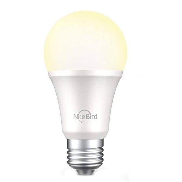 Bec Inteligent LED NiteBird WB4, 8W, 800lm, 2700K, E27 0