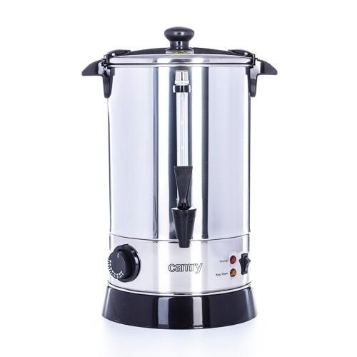 Fierbator profesional apa,vin fiert,ceai Camry CR 1267, 950 w,temperatura reglabila,capacitate 8,8 litri,inox [0]
