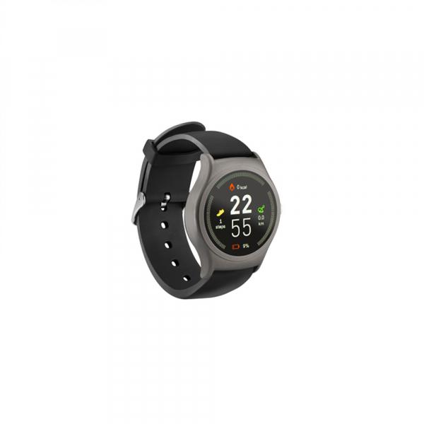 Ceas smartwatch Acme SW201, HR, Black 0