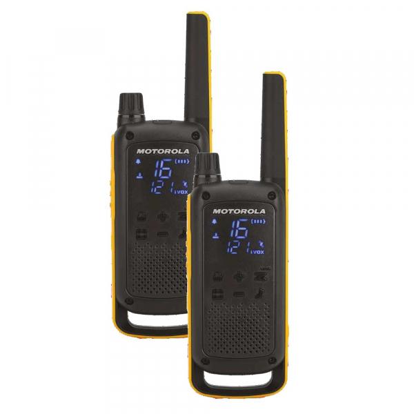 Statie radio PMR portabila Motorola TALKABOUT T82 Extreme set, 2 buc 0