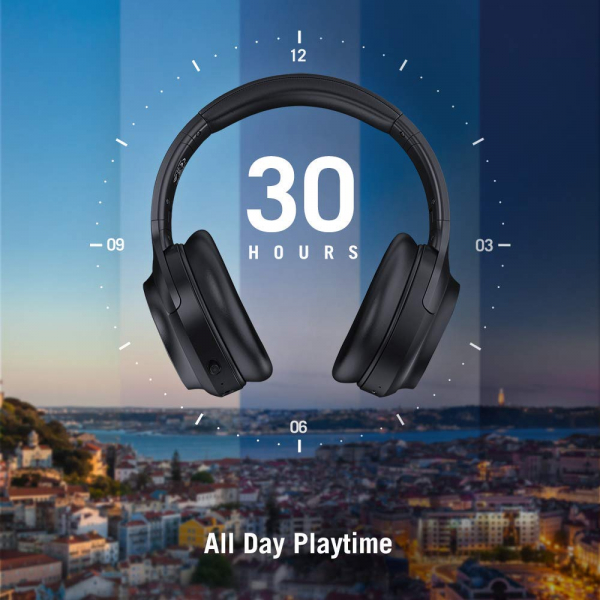 Casti audio TaoTronics TT-BH060, Noise canceling, Bluetooth 5.0, True Wireless - Resigilat [1]