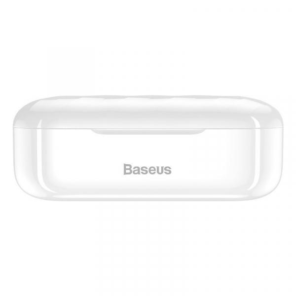 Casti audio In-Ear Baseus W07, True Wireless, Bluetooth 5.0,  TWS, alb 2