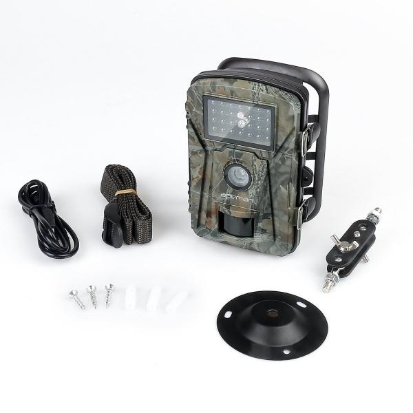 """Camera de vanatoare Apeman H45 senzor de miscare , 16 MP, full HD, 2.4"""" LCD , 940nm, night vision , 26 senzori infrarosu [8]"""