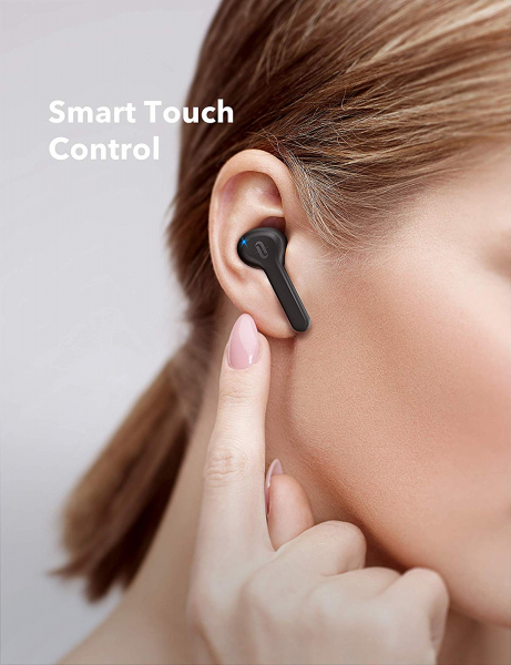 Casti audio In-Ear Taotronics TT-BH53 SoundLiberty , True Wireless, Bluetooth 5.0, TWS [4]