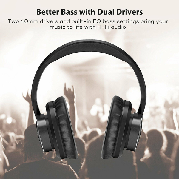 Casti audio TaoTronics TT-BH021, Noise canceling, True Wireless 3