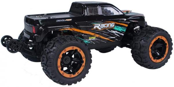 Masina cu Telecomanda Linxtech 16889A Monster Truck 46km/h, Motor Brushless, Off-Road Racing Tractiune 4X4, Scara 1:16 5