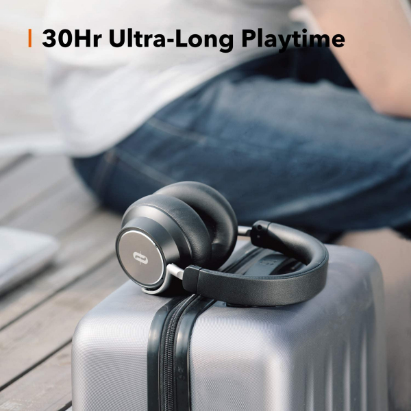Casti audio TaoTronics TT-BH046, Hybrid Noise canceling, Bluetooth 5.0, True Wireless, cVc 6.0, Bas puternic si clar - Resigilat 3