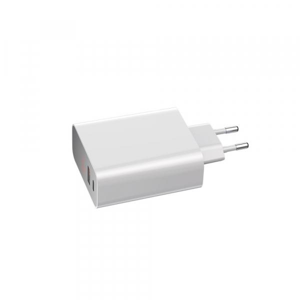 Baseus Incarcatorperete PPS QC USB + PD 45W 0