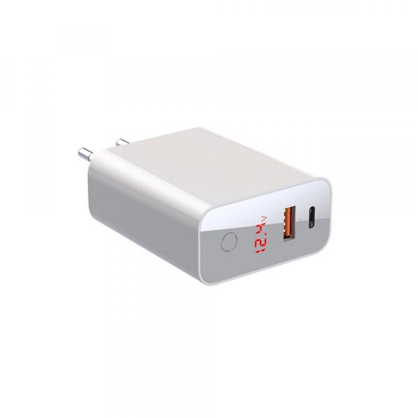 Baseus Incarcatorperete PPS QC USB + PD 45W 1