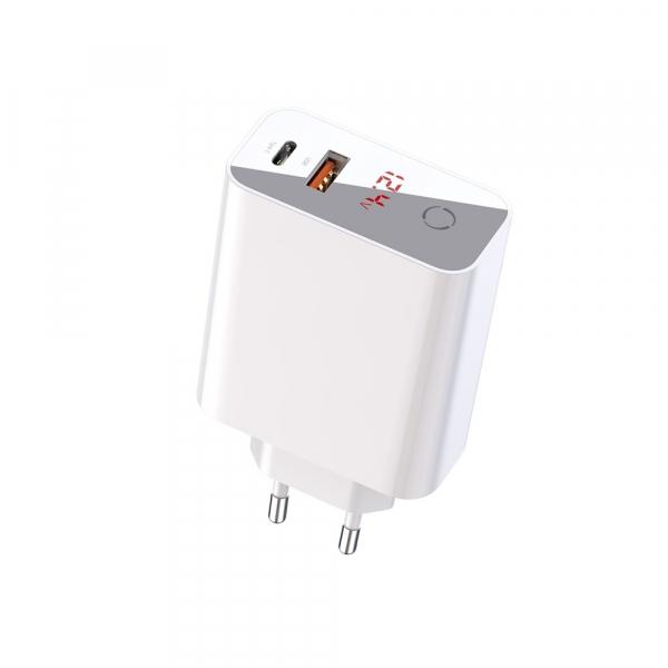 Baseus Incarcatorperete PPS QC USB + PD 45W 4