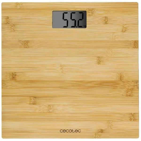 Cantar corporal Cecotec Surface Precision 9300, Lemn de Bambus, Eco-friendly [0]