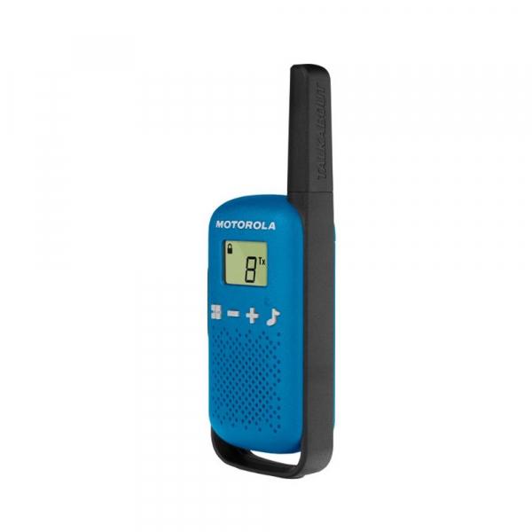 Statie radio PMR portabila Motorola Talkabout T42 BLUE, set 2 buc 2