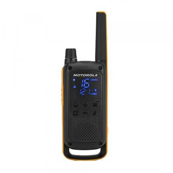 Statie radio PMR portabila Motorola TALKABOUT T82 Extreme Quad set, 4 buc 1