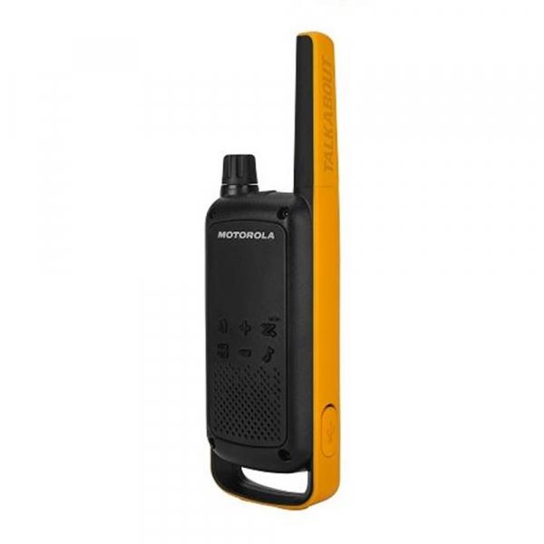 Statie radio PMR portabila Motorola TALKABOUT T82 Extreme Quad set, 4 buc 2