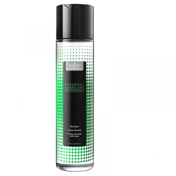 Lubrifiant Anjou Aloe Vera pentru Barbati si Femei, 100% natural, 250ml 0