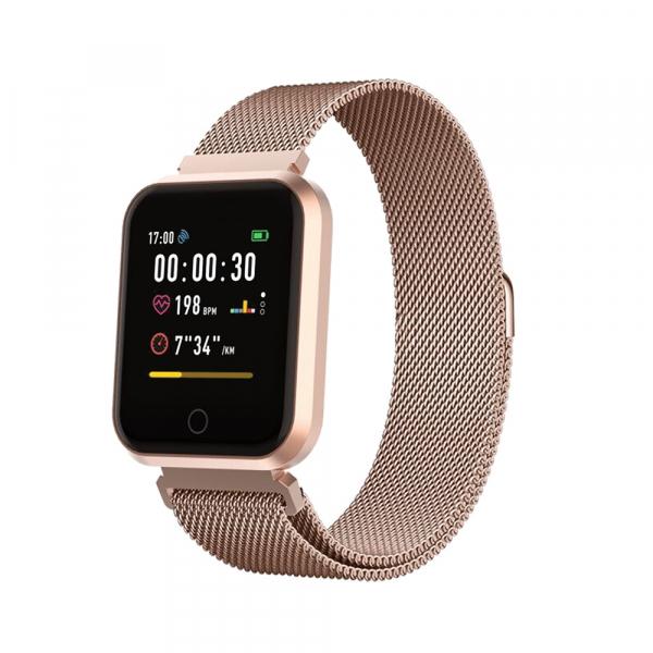 Smartwatch Forever ForeVigo SW-300 rose gold 0