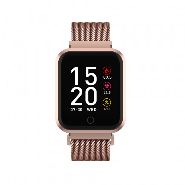 Smartwatch Forever ForeVigo SW-300 rose gold 2