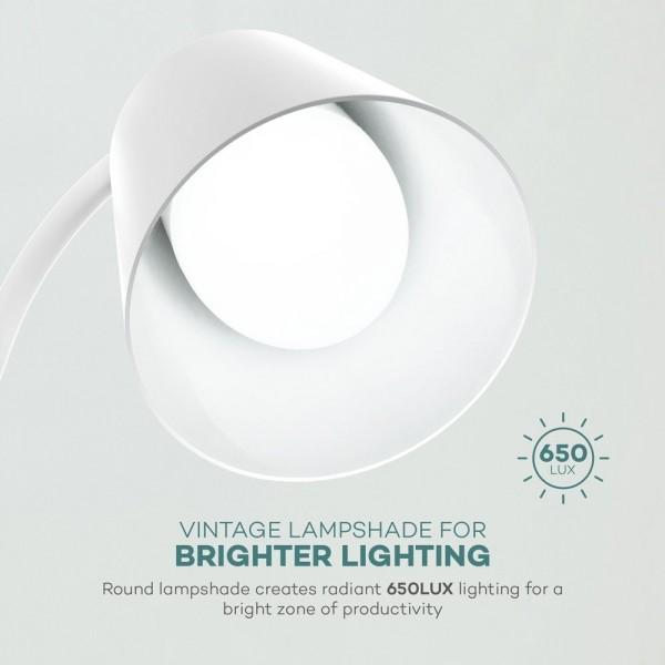 Lampa de birou LED VAVA VA-DL29, 3 modri de lumina, cu reglare touch a Intensitatii 1
