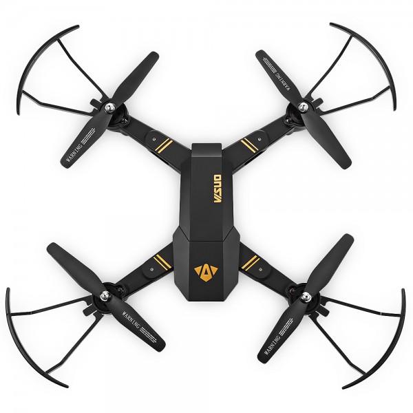 Drona Visuo XS809HW Camera 2Mp cu transmisie pe telefon, altitudine automata, brate pliabile 1