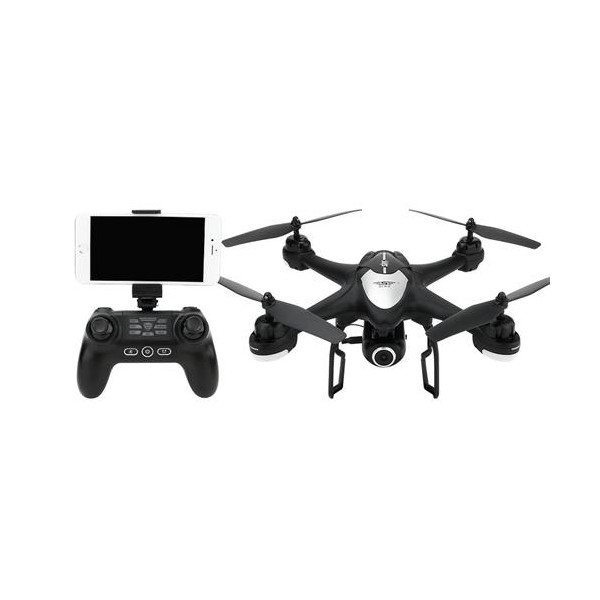 Drona SJRC S30W GPS , Folow Me, camera 1080p cu transmisie live pe telefon 1