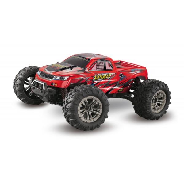 Masina cu Telecomanda XinLeHong 9130 Monster Truck 32km/h, Off-Road Racing Tractiune 4X4, Scala 1:16 1