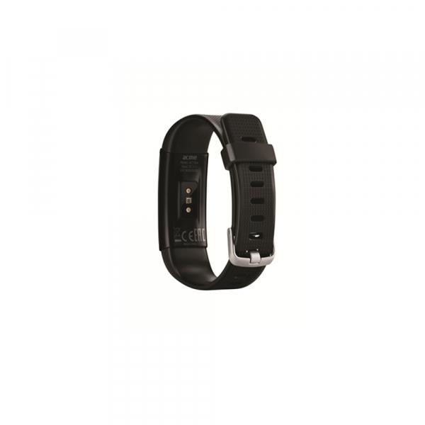 Bratara fitness Acme ACT304, HR, GPS, Black 1