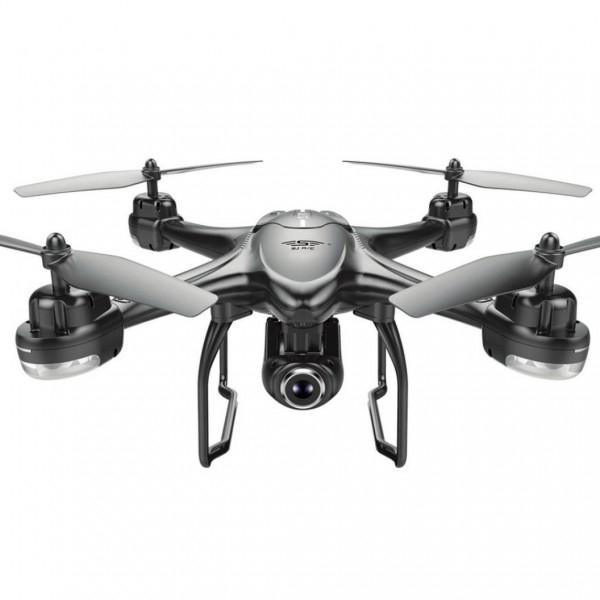 Drona SJRC S30W GPS , Folow Me, camera 1080p cu transmisie live pe telefon 2