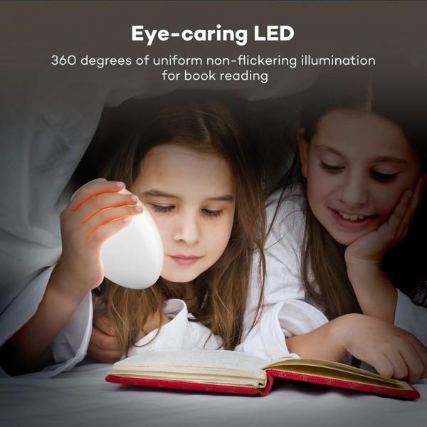 Lampa de veghe VAVA LED cu reglare touch a Intensitatii, lumina calda si rece 3