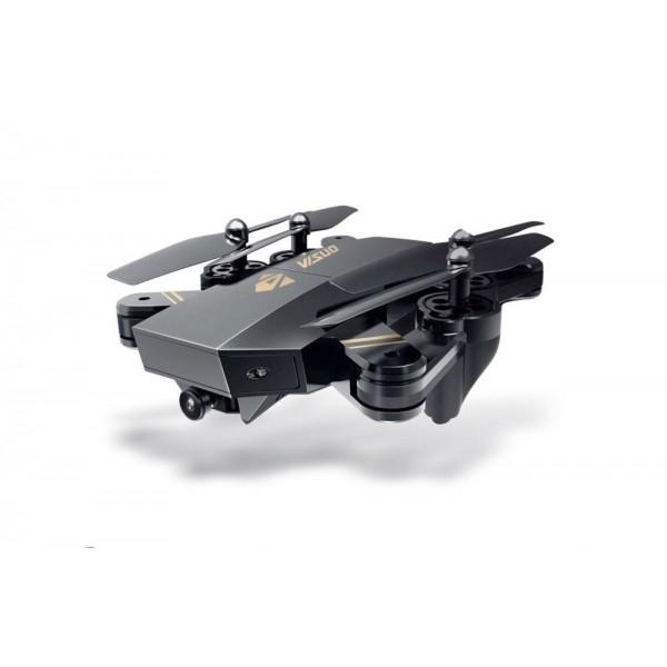 Drona Visuo XS809HW Camera 2Mp cu transmisie pe telefon, altitudine automata, brate pliabile 3
