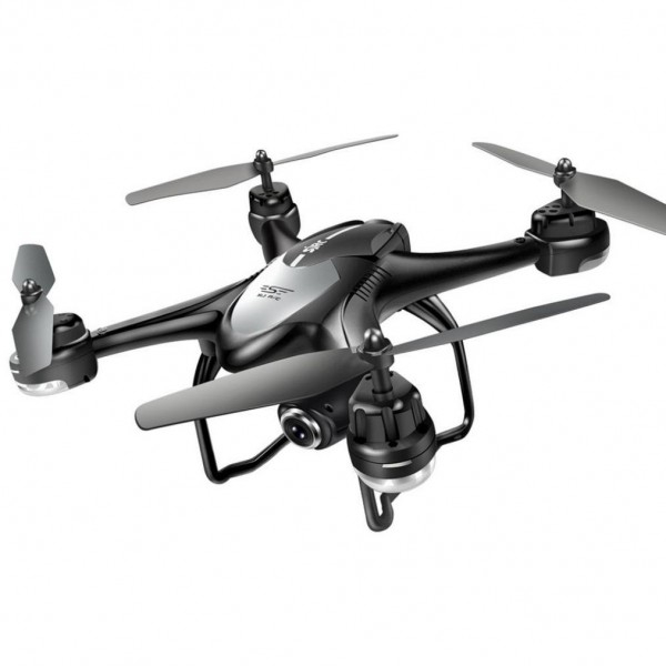 Drona SJRC S30W GPS , Folow Me, camera 1080p cu transmisie live pe telefon 3