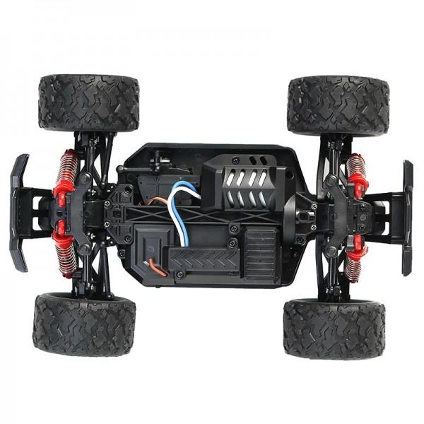 Masina cu Telecomanda Linxtech HS18301 Monster Truck de mare viteza, Off-Road Racing Tractiune 4X4, 36Km/h Scala 1:18 3
