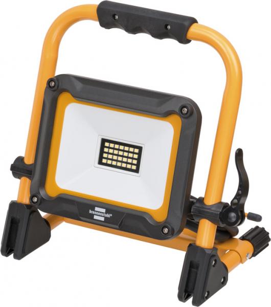 Proiector LED portabil Brennenstuhl JARO 2000M, 20W, 1870 lm, 3.7V, cablu 2m Ilumina 6500K, IP65 0