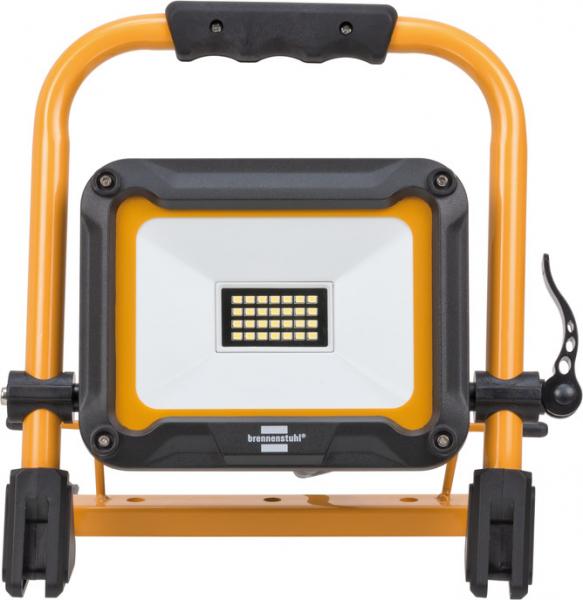 Proiector LED portabil Brennenstuhl JARO 2000M, 20W, 1870 lm, 3.7V, cablu 2m Ilumina 6500K, IP65 1