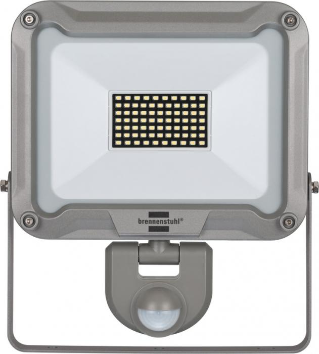 Proiector LED cu senzor de miscare Brennenstuhl  JARO 5000 P,  50W, IP44, 4770 Lumeni, senzor 10m [2]
