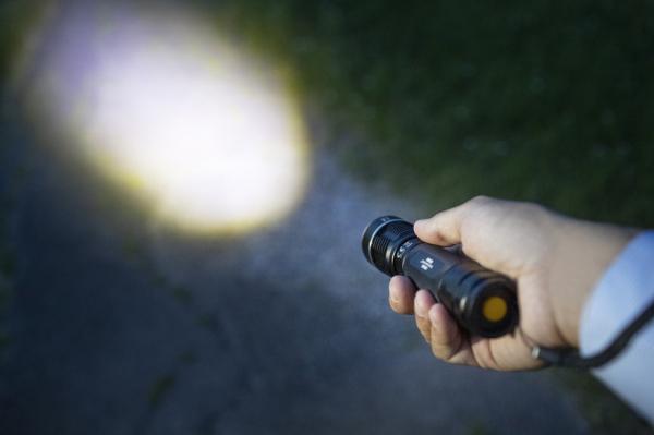 Lanterna LED Brennenstuhl LuxPremium TL 600AF, 630 Lumeni, durata 22 ore, acumulator reincarcabil, Cree LED 3