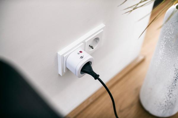 Priza Smart Brennenstuhl Connect WiFi  WA 3000 XS01, IP20 [4]