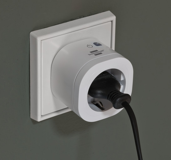 Priza Smart Brennenstuhl Connect WiFi  WA 3000 XS01, IP20 [5]