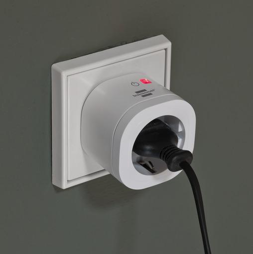 Priza Smart Brennenstuhl Connect WiFi  WA 3000 XS01, IP20 [7]