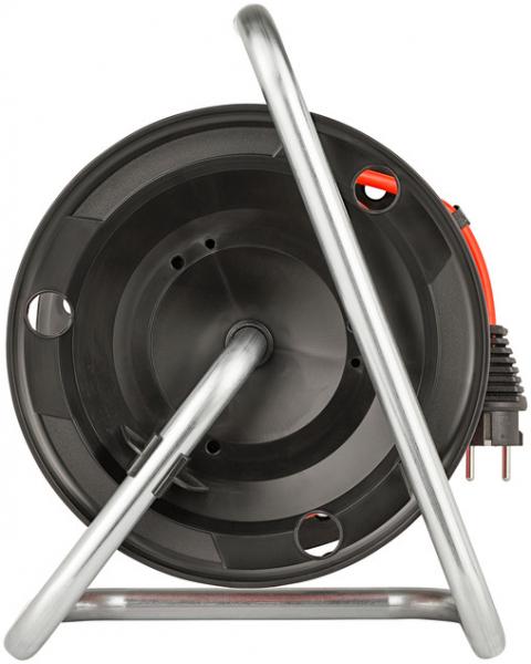 Prelungitor Exterior Brennenstuhl Garant cu  tambur cu priza multipla, 3 posturi, 40m, IP44 [3]