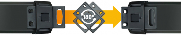 Prelungitor Brennenstuhl cu protectie Premium-Line, 6 prize si 2 usb-uri, USB-C, 3m 3